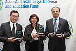 AALDEF Honors Chan Lee, Preet Bharara & Linda Greenhouse 2/15/18