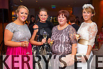 Caitriona Sayers, Marguerite Trant, Maureen Sayers and Aine Wall, pictured at Christmas in Killarney Fashion Show held in the Aghadoe Heights Hotel, Killarney on Thursday last.