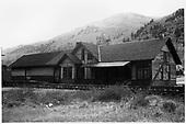 Telluride depot.<br /> RGS  Telluride, CO