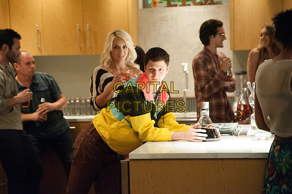Michael Cera<br /> in This Is the End (2013) <br /> *Filmstill - Editorial Use Only*<br /> CAP/NFS<br /> Image supplied by Capital Pictures