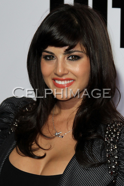 SUNNY LEONE (Karen Malhotra). Los Angeles Screening of 'The Virginity Hit,' at the Regal Cinemas - LA Live. Los Angeles, CA, USA. September 7, 2010. ©CelphImage.