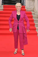 Glenn Close at the &quot;The Wife&quot; Film4 Summer Screen opening gala &amp; launch party, Somerset House, The Strand, London, England, UK, on Thursday 09 August 2018.<br /> CAP/CAN<br /> &copy;CAN/Capital Pictures /MediaPunch ***NORTH AND SOUTH AMERICAS ONLY***