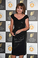 Lorraine Kelly<br /> arriving for the RTS Awards 2019 at the Grosvenor House Hotel, London<br /> <br /> ©Ash Knotek  D3489  19/03/2019