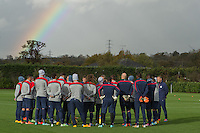 USMNT Training, Wednesday, November 12, 2014