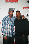Bump Director Rodney Lee and Bump Actor Attika J. Torrence Attend the 15th Annual Urbanworld Film Festival at the AMC 34th Street Theater, NY 9/15/11
