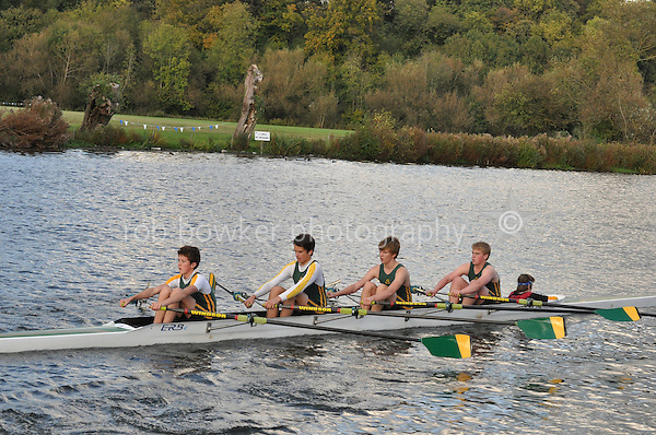 494 WBS .Reading Rowing Club Small Boats Head 2011. Tilehurst to Caversham 3,300m downstream. Sunday 16.10.2011