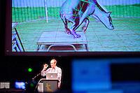 Utrecht, 30 september 2014<br /> Nederlands FIlm Festival<br /> NFF VFX Sessie met Oscar winnaar Erik-Jan de Boer<br /> Foto Felix Kalkman