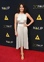 27 July 2019 - Hollywood, California - Karla Souza. 2019 NALIP Latino Media Awards held at The Ray Dolby Ballroom. Photo Credit: Birdie Thompson/AdMedia