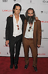 HOLLYWOOD, CA - AUGUST 22: Nick Cave and Warren Ellis arrive at the 'Lawless' Los Angeles Premiere at ArcLight Cinemas on August 22, 2012 in Hollywood, California. /NortePhoto.com....**CREDITO*OBLIGATORIO** *No*Venta*A*Terceros*..*No*Sale*So*third* ***No*Se*Permite*Hacer Archivo***No*Sale*So*third*