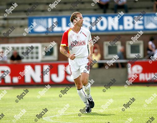 2009-07-25 / Seizoen 2009-2010 / Voetbal / Duffel / Johan Darcon..Foto: Maarten Straetemans (SMB)