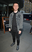Danny-Boy Hatchard at the &quot;Whisper House&quot; theatre press night, St James Theatre (The Other Palace), Palace Street, London, England, UK, on Tuesday 18 April 2017.<br /> CAP/CAN<br /> &copy;CAN/Capital Pictures