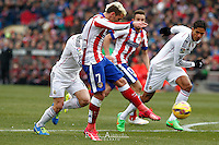 Atletico de Madrid´s french forward Antoine Griezmann