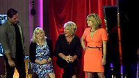 Jonny Mitchell, Ann Widdecombe, Maggie Oliver and Rachel Johnson.<br /> Celebrity Big Brother 2018 - Day 7<br /> *Editorial Use Only*<br /> CAP/KFS<br /> Image supplied by Capital Pictures