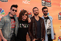 Dan Smith, Chris Wood, Will Farquarson, Kyle Simmons, Bastille<br />