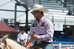 Cameron Morman during the Cody Stampede event in Cody, WY - 7.2.2019 Photo by Christopher Thompson