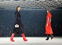 Catwalk at the 'Esprit Dior TOKYO 2015 ' at Ryogoku Kokugikan, on  December 11, 2014 in Tokyo, Japan.