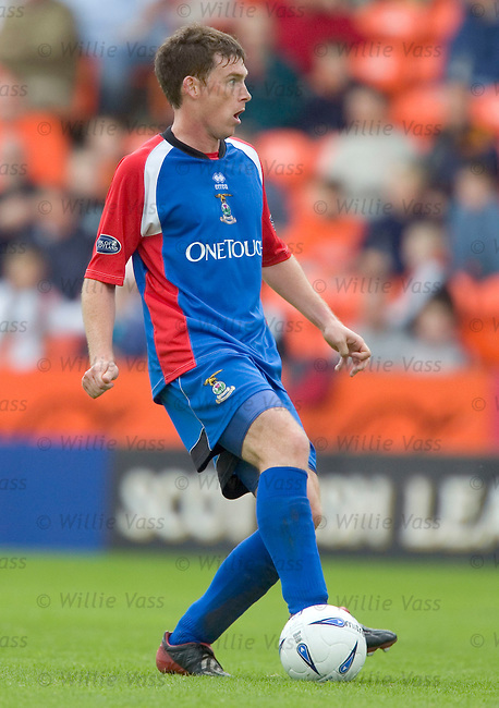 Stuart McCaffrey, Inverness Caledonian Thistle.stock season 2004-2005.pic willie vass