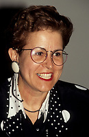 File - Louise Harel<br /> , circa 1990<br /> Photo : Pierre Roussel - Agence Quebec Presse