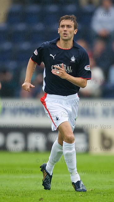 Kevin McBride, Falkirk