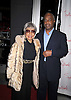 Ruby Dee and Charles Burnett.at The 2007 New York Film Critic's Circle Awards on .January 6, 2008 at Spotlight in New York. ..Robin Platzer, Twin Images