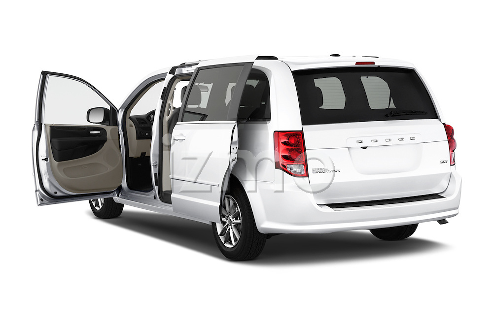 Car images of 2017 Dodge Grand-Caravan SXT 5 Door Minivan Doors