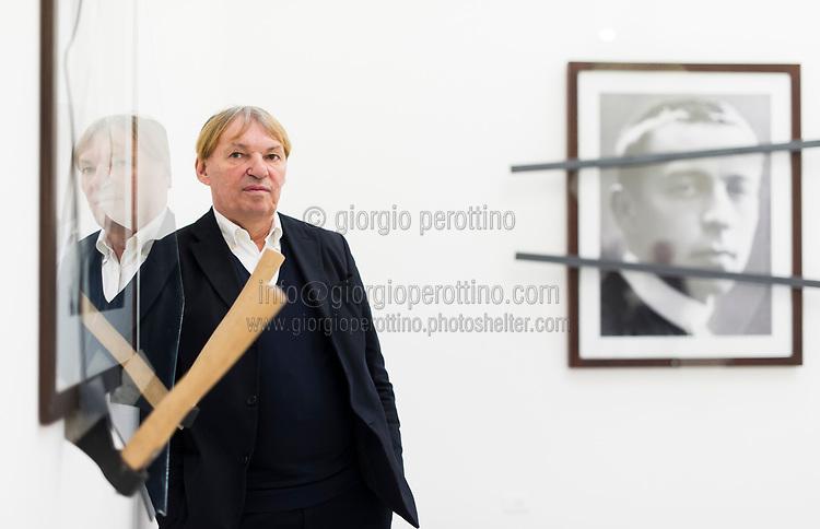 | Braco Dimitrijevic - Artist |<br /> client: GAM Galleria di Arte Moderna e Contemporanea di Torino