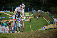 Philipp Walsleben (BKCP-Powerplus)<br /> <br /> GP Mario De Clercq 2014<br /> Hotond Cross<br /> CX BPost Bank Trofee - Ronse