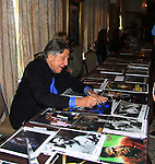 Stephen Macht - General Hospital signs at Chiller Theatre 2013 on April 28, 2013 at the Parsippany Sheraton Hotel, Parsippany, New Jersey where they sign, pose for fans. It was a three day event.  (Photo by Sue Coflin/Max Photos)