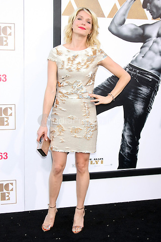 """LOS ANGELES, CA - JUNE 25: Katie Aselton Duplass  at the """"Magic Mike XXL"""" Premiere at the TCL Chinese Theater on June 25, 2015 in Los Angeles, California. Credit: David Edwards/MediaPunch"""