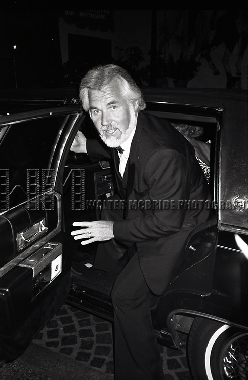 Kenny Rogers  on September 1, 1984 in Beverly Hills, California