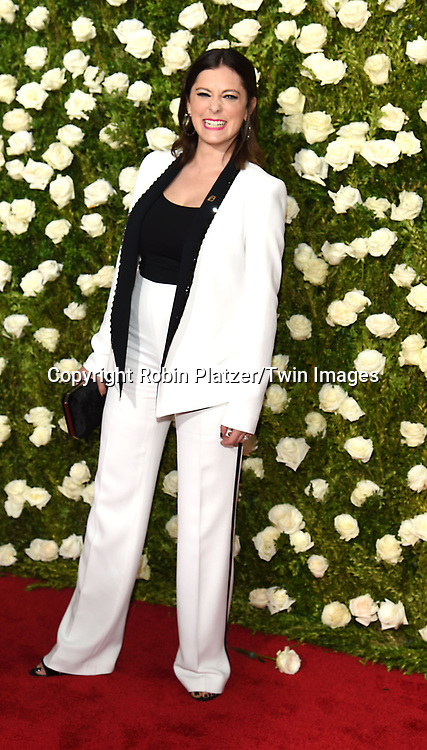 Rachel Bloom attends the 71st Annual  Tony Awards on June 11, 2017 at Radio City Music Hall in New York, New York, USA.<br /> <br /> photo by Robin Platzer/Twin Images<br />  <br /> phone number 212-935-0770