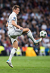 Toni Kroos of Real Madrid in action during the 2016-17 UEFA Champions League match between Real Madrid and Legia Warszawa at the Santiago Bernabeu Stadium on 18 October 2016 in Madrid, Spain. Photo by Diego Gonzalez Souto / Power Sport Images