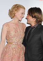 LOS ANGELES, CA - JANUARY 12: Nicole Kidman and Keith Urban attend the 2013 G'Day USA Black Tie Gala at JW Marriott Los Angeles at L.A. LIVE on January 12, 2013 in Los Angeles, California.PAP0101387.G'Day USA Black Tie Gala PAP0101387.G'Day USA Black Tie Gala