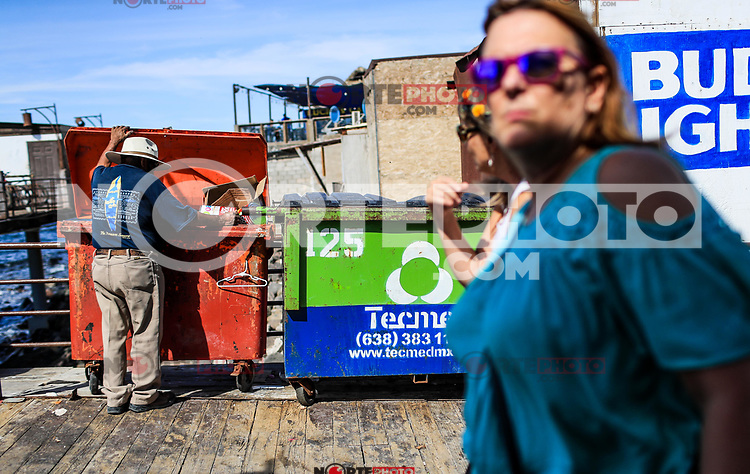 Puerto Peñasco, Sonora, October 20, 2017.-<br />