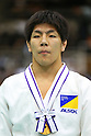 Riki Nakaya (JPN), .May 12, 2012 - Judo : .All Japan Selected Judo Championships, Men's -73kg class Victory Ceremony .at Fukuoka Convention Center, Fukuoka, Japan. .(Photo by Daiju Kitamura/AFLO SPORT) [1045]