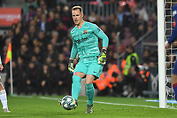 Marc-Andre Ter Stegen<br /> 18/12/2019 <br /> Barcelona - Real Madrid<br /> Calcio La Liga 2019/2020 <br /> Photo Paco Largo Panoramic/insidefoto <br /> ITALY ONLY