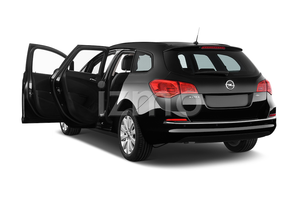 Car images of a 2015 Opel ASTRA Enjoy 5 Door Wagon 2WD Doors
