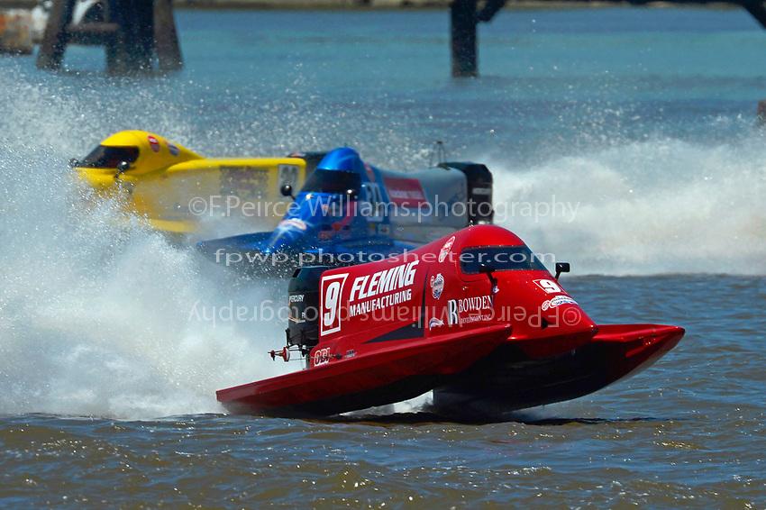 Johnny Fleming (#9)           (Formula 1/F1/Champ class)