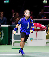 Februari 09, 2015, Netherlands, Rotterdam, Ahoy, ABN AMRO World Tennis Tournament, <br /> Photo: Tennisimages/Henk Koster