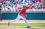 11 March 2014: Washington Nationals pitcher Felipe Rivero on the mound during a Spring Training game against the New York Yankees at Space Coast Stadium in Viera, Florida. The Nationals defeated the Yankees 3-2 in Grapefruit League play. Mandatory Credit: Ed Wolfstein Photo *** RAW (NEF) Image File Available ***