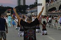 SÃO PAULO,SP,19.01.2019 - CARNAVAL-SP - Ensaio Técnico Geral da escola de samba Pérola Negra, no sambódromo do Anhembi localizado na zona norte de São Paulo na noite desta sexta-feira, 19. (Foto:Nelson Gariba/Brazil Photo Press)