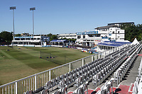 General view of the ground during Essex CCC vs Nottinghamshire CCC, Specsavers County Championship Division 1 Cricket at The Cloudfm County Ground on 22nd June 2018