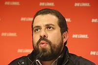 13.12.2018 - Boulos participa de debate na sede do Die Linke em Berlin