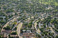 Pueblo, Colorado. Sunset neighborhood.  June 2014. 85727