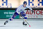 Stockholm 2013-02-10 Bandy Elitserien , Hammarby IF - IFK Vänersborg :  .Vänersborg 110 Christofer Fagerström  i aktion.(Byline: Foto: Kenta Jönsson) Nyckelord:  porträtt portrait