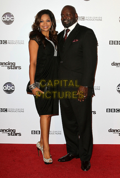 GUESTS.'Dancing With The Stars' 200th Episode held at Boulevard 3, Hollywood, CA, USA..November 1st, 2010.full length black suit dress.CAP/ADM/FS.©Faye Sadou/AdMedia/Capital Pictures.