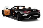 Car images of 2018 Maserati Gran-Turismo Sport 2 Door Convertible Doors