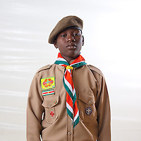 Scout from Surinam.
