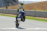 FIM CEV REPSOL in Navarra during the Spanish Championship 2014.<br /> Los Arcos, navarra, spain<br /> September 07, 2014. <br /> Moto3<br /> nicola bulega<br /> PHOTOCALL3000/ RME