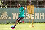 24.06.2020, wohninvest Weserstadion Trainingsplatz, Bremen, GER, 1. FBL, Training SV Werder Bremen, <br /><br />im Bild<br />Niclas Füllkrug / Fuellkrug (Werder Bremen #11) am Ball.<br /><br />Foto © nordphoto / Paetzel *** Local Caption ***